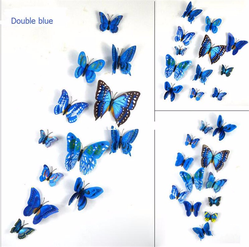 Double dark blue