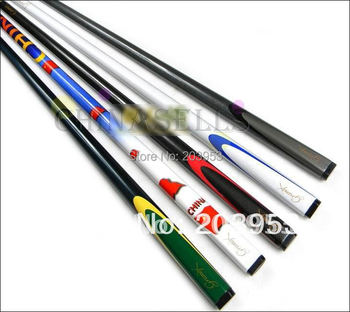 new High quality carbon 1/2 snooker billiard cue stick cue center joint cue stainless joint 9mm tip