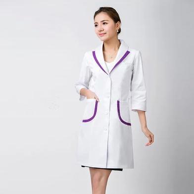 medical uniforms Hospital Lab Coat Korea Style Women Hospital Medical Scrub Clothes Uniform Breathable women work wear blouses(China (Mainland))