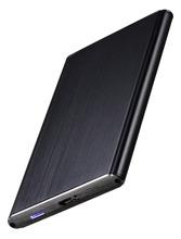 Супер-высокие тонкий 9.5 / 7 мм 100% алюминий 2.5 » 5 Гб/c Sata I / II к USB3.0 HDD / SSD внешний корпус / чехол ноутбука / настольного бесплатная доставка