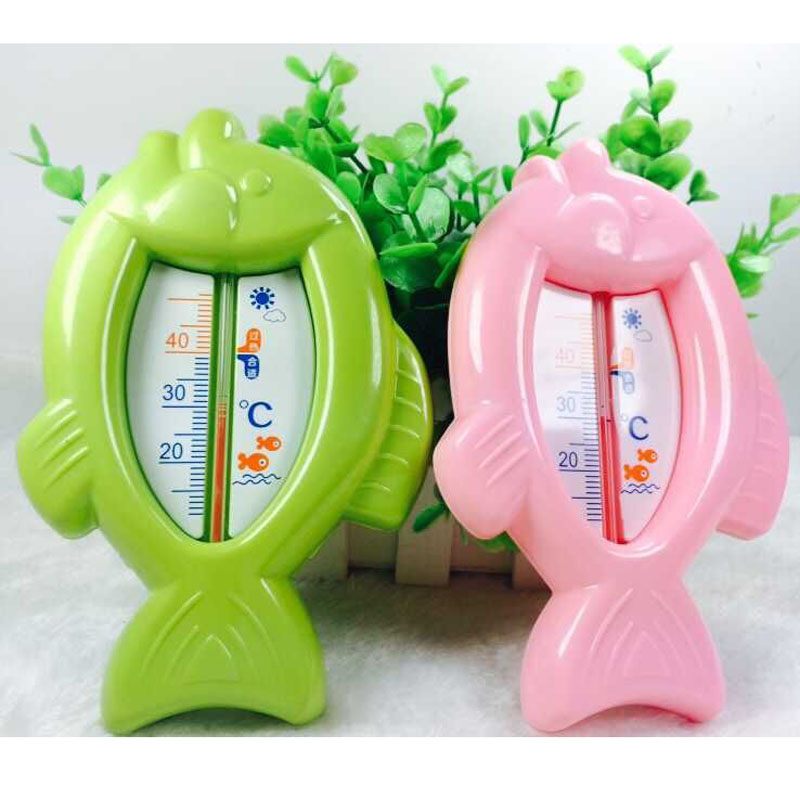 Baby Water thermometer for Bathing Fish cartoon thermometer termometro de banheira Factory wholesale Free shipping(China (Mainland))