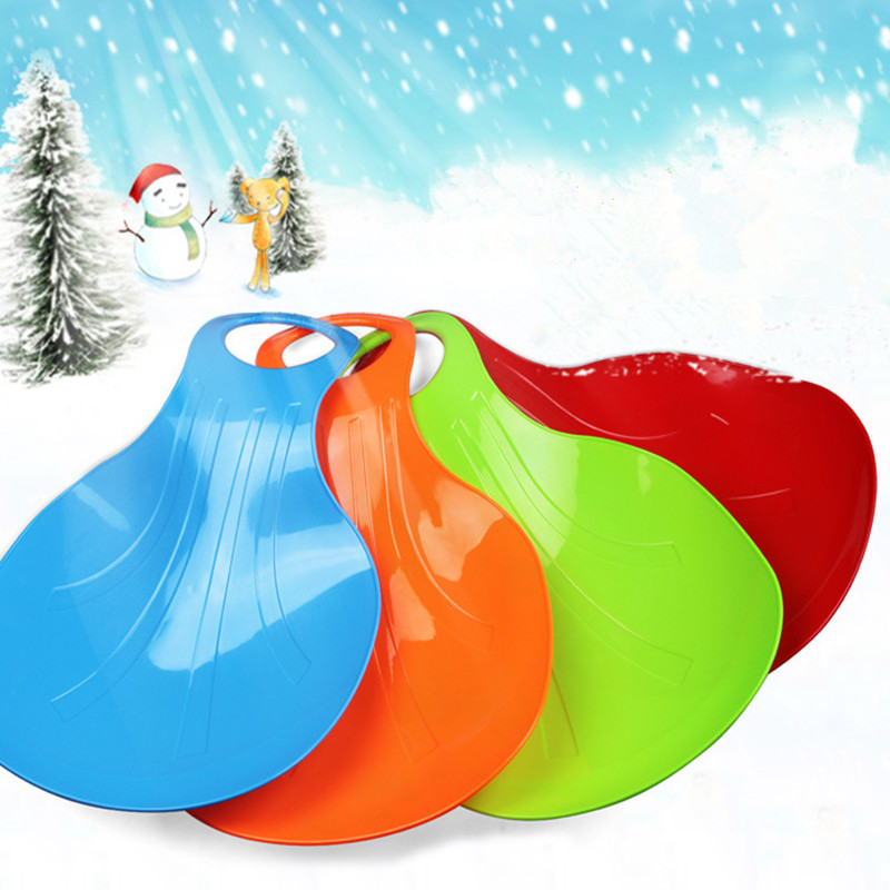 1Pc Thickened Ski Board Sandboarding/Grass Skiing Sheet For Winter Sports Cold Resistant Wearable Snowboard Plate(China (Mainland))