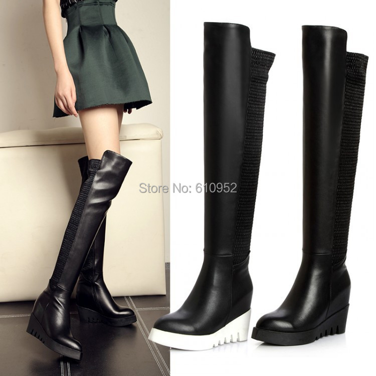 over the knee wedge boots cheap | Gommap Blog