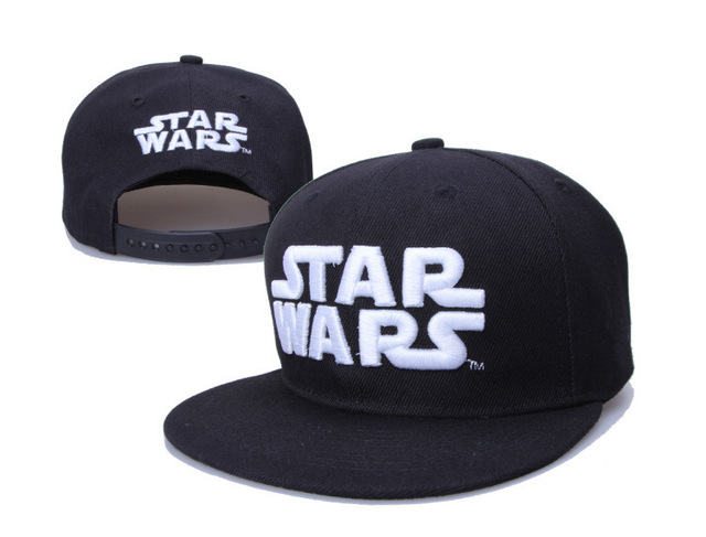 Star Wars Baseball Cap With Text
