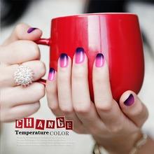 Candy Lover Chameleon Nail gel polish 60 colors UV gel varnish Soak off LED UV Temperature