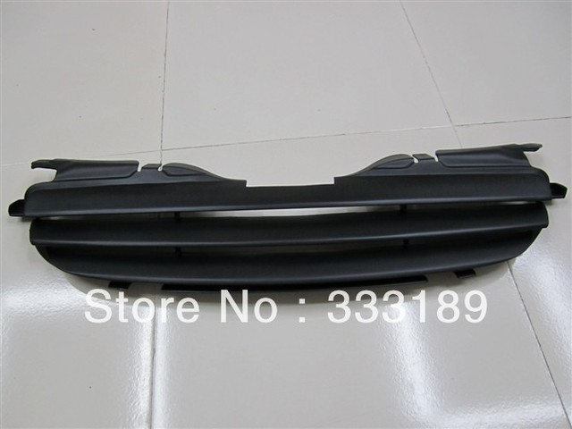 Mesh Grille/Car Front Grille/For Mercedes-Benz SLK200 SLK200Komdressor SLK230 SLK230Komdressor SLK320 SLK32AMG/FRP Materials