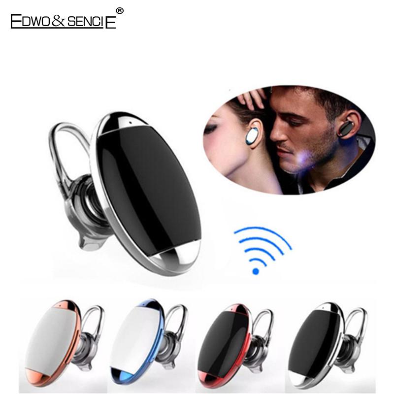 Edwo Mini J1 Wireless Bluetooth Earphone With Mic Handsfree Bluetooth Headset Universal Headphone For iPhone Samsung Xiaomi LG(China (Mainland))