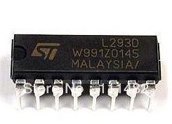 Free Shipping , 5PCS L293 L293D DIP-16 Driver IC(China (Mainland))