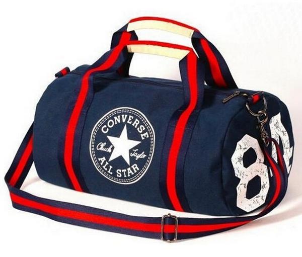 Гаджет  2015 High Quality Canvas Gym Bags Sports Bags Mens Duffle Bag Travel Mochila Gym Bolso Gimnasio None Камера и Сумки