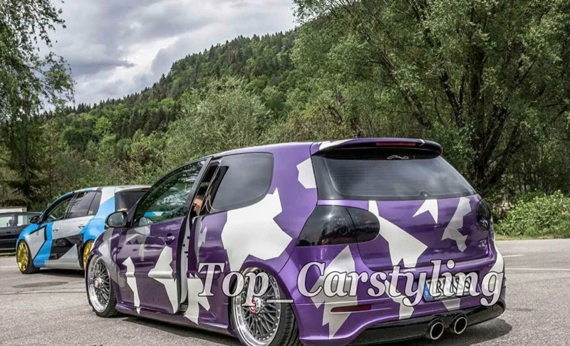 Purple whiter large pixel camo car wrapping film camouflage car styling (1)