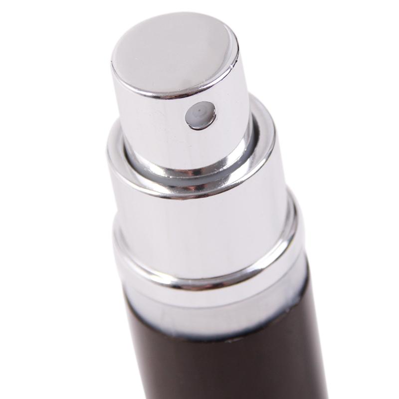 Hot Sale 10ml Mini Lipstick Shape Portable Refillable Perfume Atomizer Spray Bottles Empty Bottles New 2015 OR602136(China (Mainland))