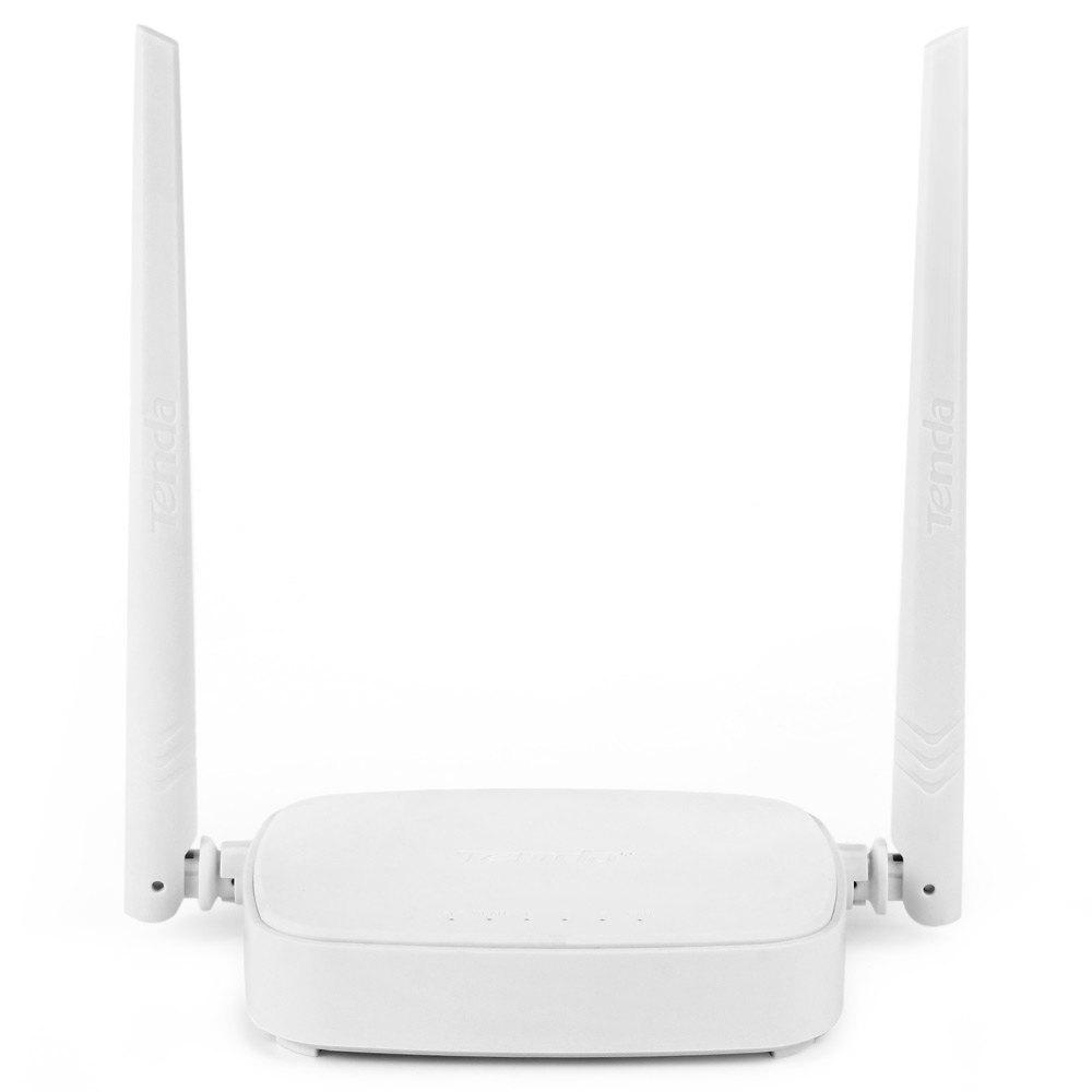 English Version Tenda N301 WiFi Router 300Mbps Wireless Repeater with WPS Button for Android Computer iPhone 6S iPad Pro(China (Mainland))