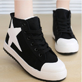 2016 New canvas shoes drop shipping women shoes star Low High casual shoes women shoes all