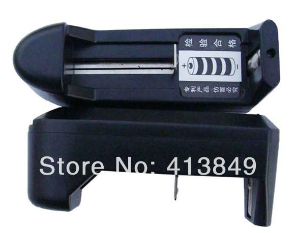 DHL 100шт /LOTEU или нам 3.7 V батарея зарядное устройство для 18650 14500 Перезаряжаемые батареи CR123А,110-220 В/47-63 Гц входной