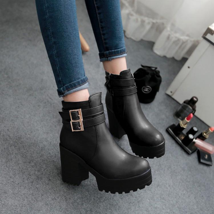 Купить женские сапоги на каблуке от 9 руб в интернет
