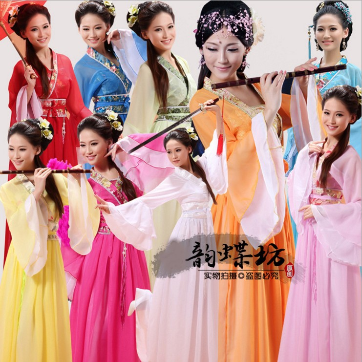 DB23759 ancient chinese costume-1