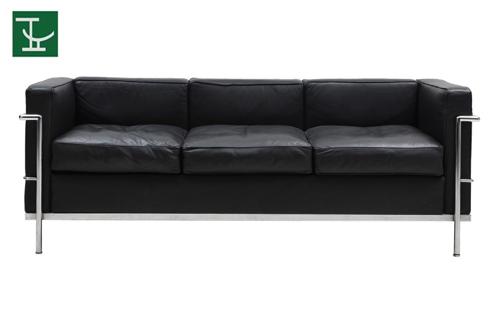 Modern lazy boy small leather recliner sofa(China (Mainland))