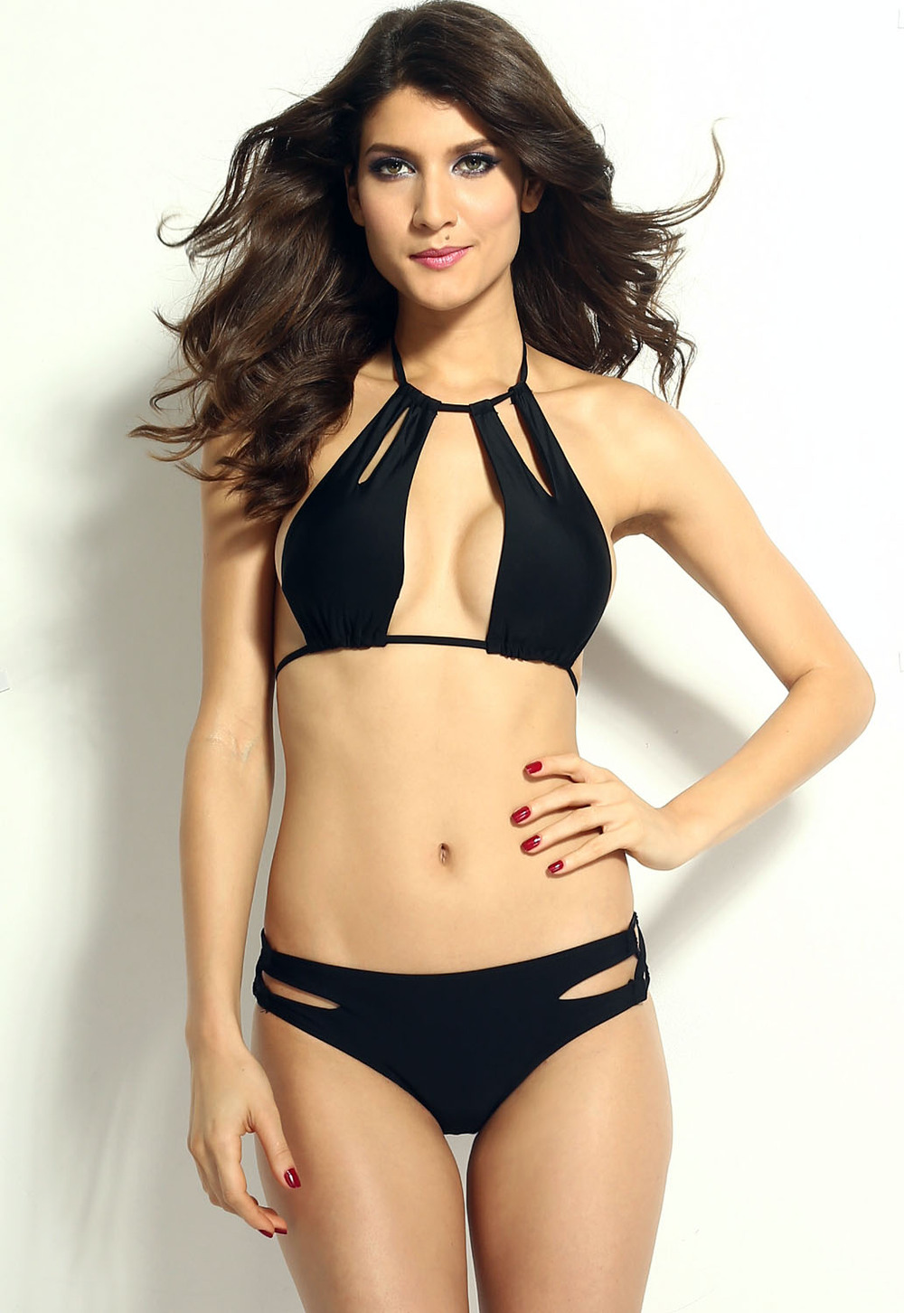 Fashion Show 2015 Summer Women Bikini triangl swimwear bikini