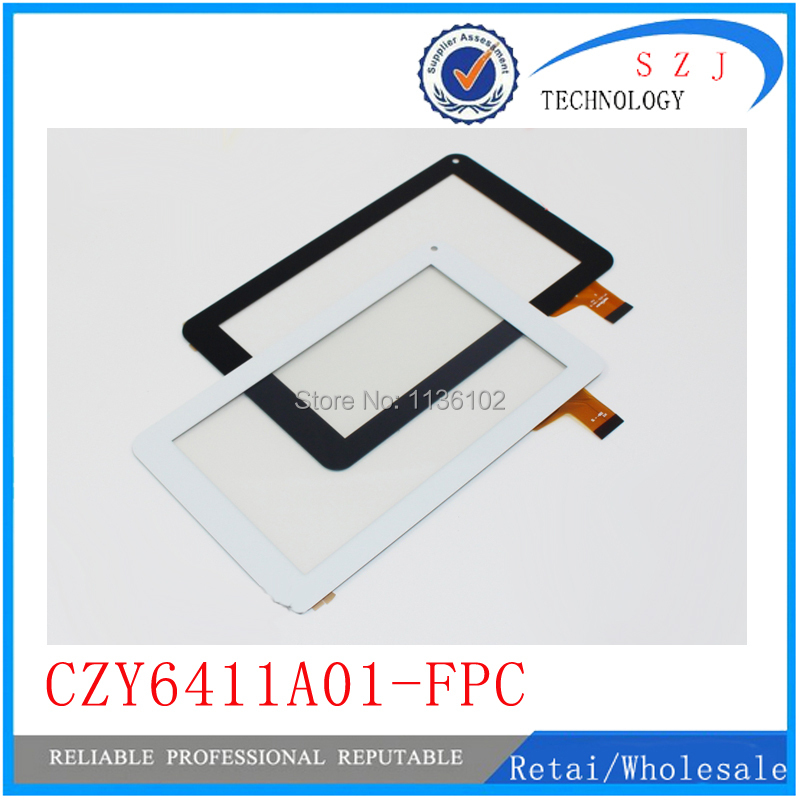 (Ref:CZY6411A01-FPC) 5 7 inch touch screen,100% New panel Tablet PC digitizer DHL - ShenZhen John Communication Co.,Ltd store