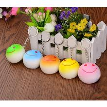 New Lovely Bun Squishy Buns Bread Charms Key Bag Cell Phone Straps Bag Parts & Accessories  10 cm 1 PC(China (Mainland))