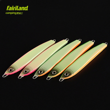 "6 PCS/LOT 9.5cm(3.74"")/60g(2.1oz) Metal fishing bait 3D eyes JIG bait LEAD bait boat fishing lure lead fish fishing tackle(China (Mainland))"