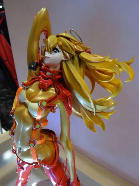 Unpainted GK Garage Resin Figure GK Soryu Asuka Langley From Evangelion Model Kit(China (Mainland))