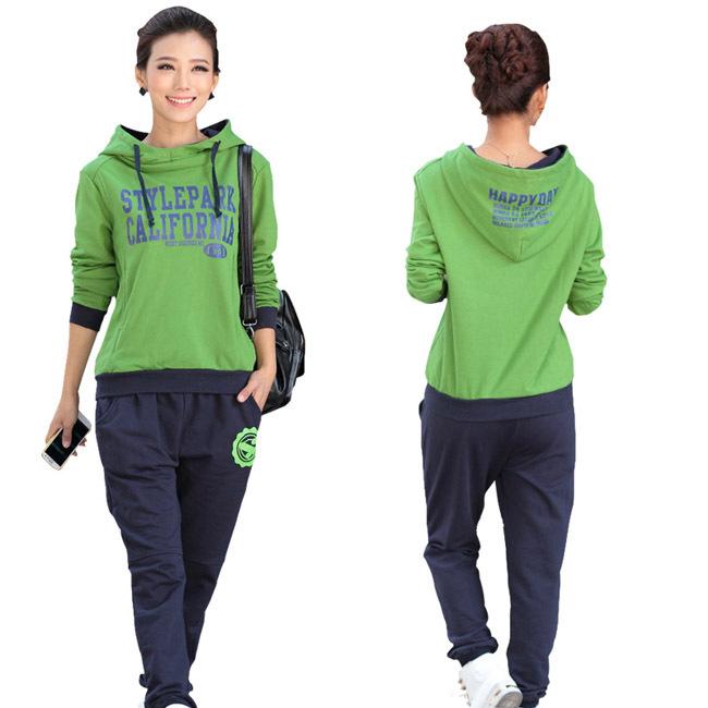 Потребительские товары Brand New l/4xl + Women Sport Suit