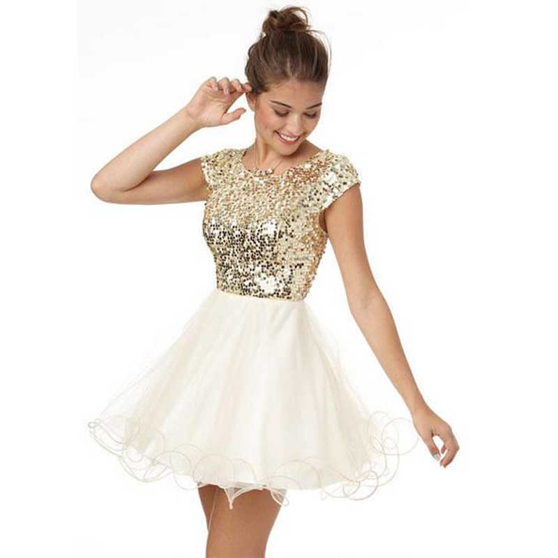 Short Sparkly Party Dresses 69
