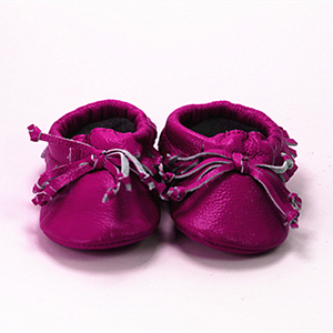 Baby Moccasins Soft Moccs Shoes Newborn firstwalker Anti-slip Genuine Cow Leather Infant Footwear-new style - SIMON'S TOWN store