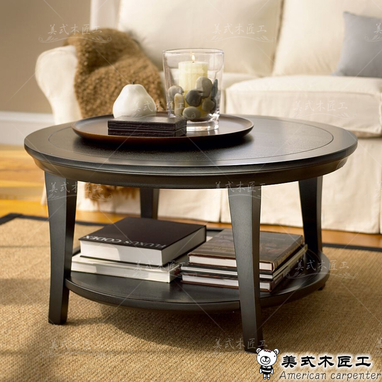 Vintage Wood Coffee Tables: American Country To Do The Old Vintage Antique Wood
