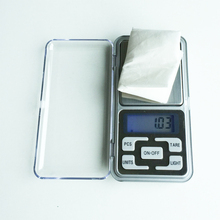 Portable Mini Electronic LCD Display Mini Pocket Digital Jewelry Scale 200g/0.01g Weighing Scale Weight Scales Balance