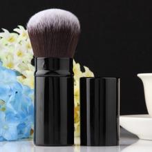 2015 Moda Quente Pro Maquiagem Retrátil Pincel de Blush Em Pó Cosméticos Ajustável, Face Poder Escova de Kabuki Brush, Qualidade SUPERIOR