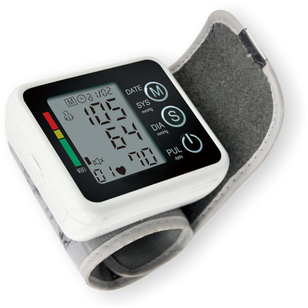 T2N2 Health Care Automatic Oscilloscopic Wrist Digital Blood Pressure Monitor Tonometer Meter for Measuring And Pulse Rate  T2N2 Health Care Automatic Oscilloscopic Wrist Digital Blood Pressure Monitor Tonometer Meter for Measuring And Pulse Rate  T2N2 Health Care Automatic Oscilloscopic Wrist Digital Blood Pressure Monitor Tonometer Meter for Measuring And Pulse Rate  T2N2 Health Care Automatic Oscilloscopic Wrist Digital Blood Pressure Monitor Tonometer Meter for Measuring And Pulse Rate  T2N2 Health Care Automatic Oscilloscopic Wrist Digital Blood Pressure Monitor Tonometer Meter for Measuring And Pulse Rate  T2N2 Health Care Automatic Oscilloscopic Wrist Digital Blood Pressure Monitor Tonometer Meter for Measuring And Pulse Rate  T2N2 Health Care Automatic Oscilloscopic Wrist Digital Blood Pressure Monitor Tonometer Meter for Measuring And Pulse Rate  T2N2 Health Care Automatic Oscilloscopic Wrist Digital Blood Pressure Monitor Tonometer Meter for Measuring And Pulse Rate
