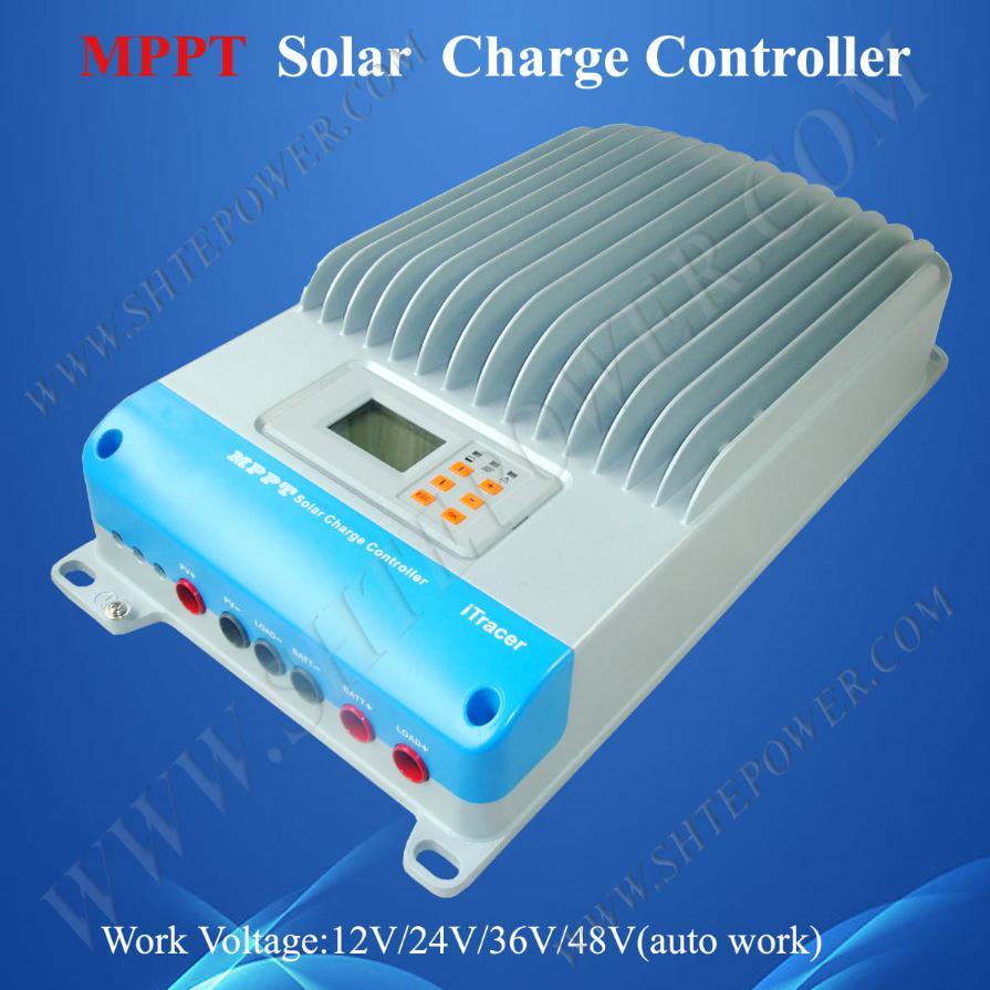 12v 24v 36v 48v auto MPPT solar charge controller 60A(China (Mainland))