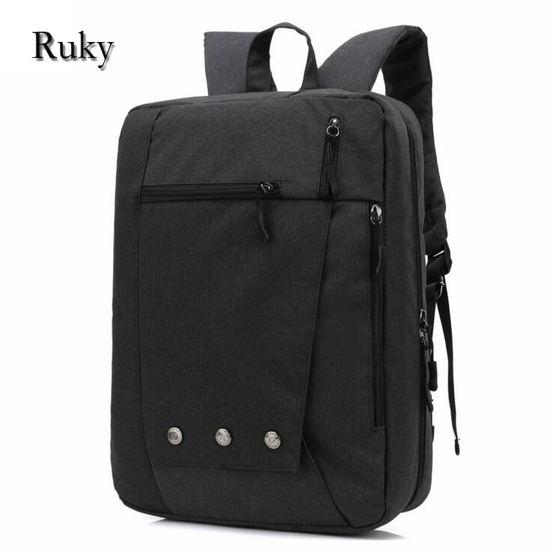 2017 New Style Travel Backpack Women Men Multifunction Rucksack Fashion  Business Laptop Backpacks High Quality Oxford School Bag. Mens Toiletries Bags Promotion Shop for Promotional Mens
