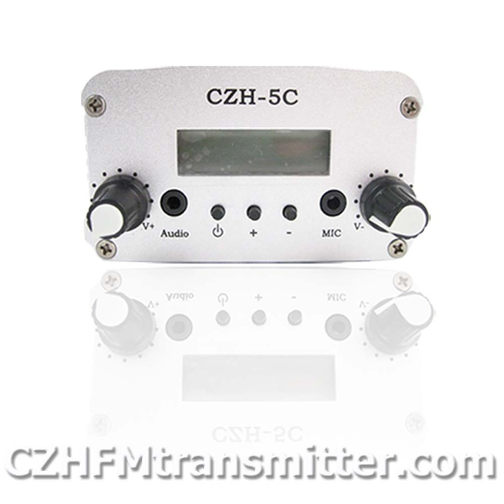 FMUSER cheap 5W 76-108mhz FM stereo PLL broadcast transmitter hot sale wholesale(China (Mainland))