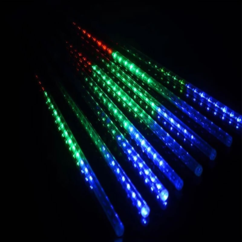 Led Snow Lights : Online buy wholesale led snowfall light from china