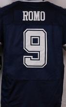 Best quality jersey,Men's 9 Tony Romo 22 Emmitt Smith 50 Sean Lee 82 Jason Witten 88 Dez Bryant elite jersey,Size M-XXXL(China (Mainland))
