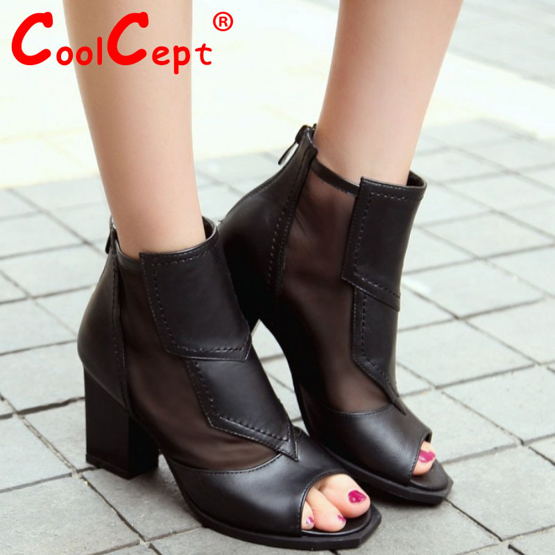 women peep open toe square high heel shoes lace sexy female platform heeled pumps heels zapatillas mujer size 34-39 P18826<br><br>Aliexpress