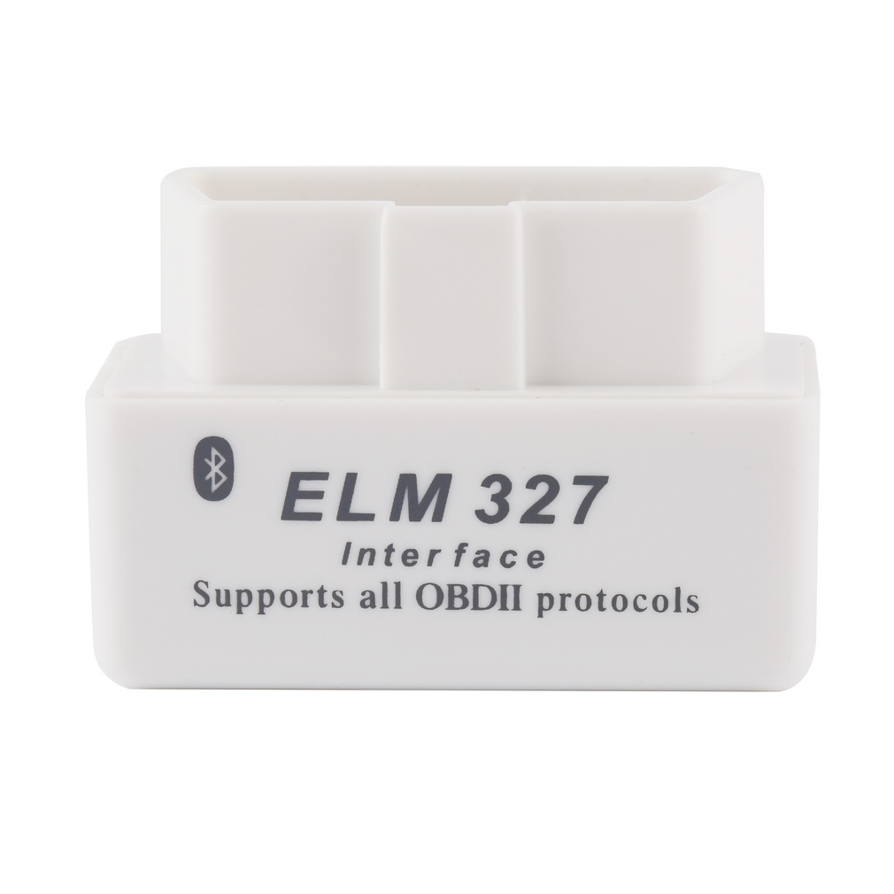 New Universal OBD V2.1 ELM327 OBD2 Bluetooth Auto Scanner OBDII 2 Car ELM 327 Tester Diagnostic Tool for Android Windows Symbian(China (Mainland))