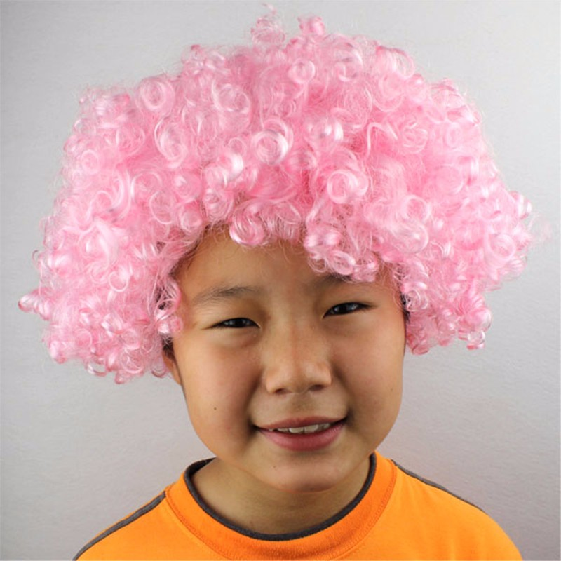 Afro Clown Wig  (10)