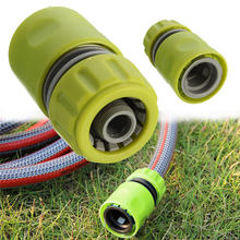 1/2 inch Compatible Watering Accessory Quick Water Hose Pipe Connector Fitting(China (Mainland))