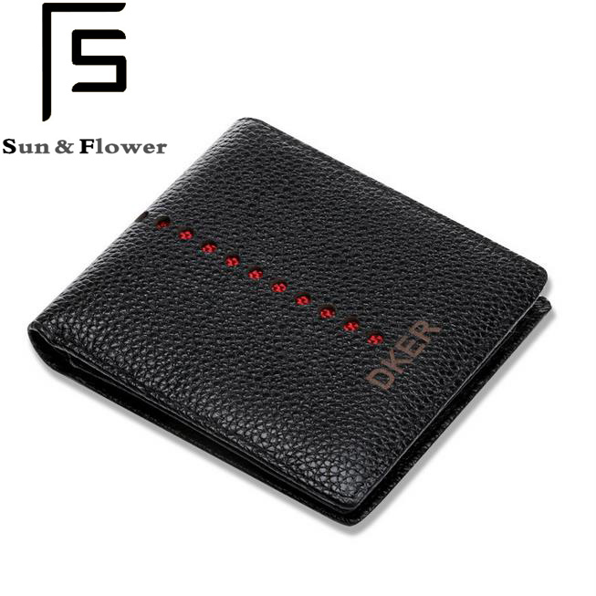 100% genuine leather wallet first layer cowhide crocodile purse fashion short men wallet(China (Mainland))