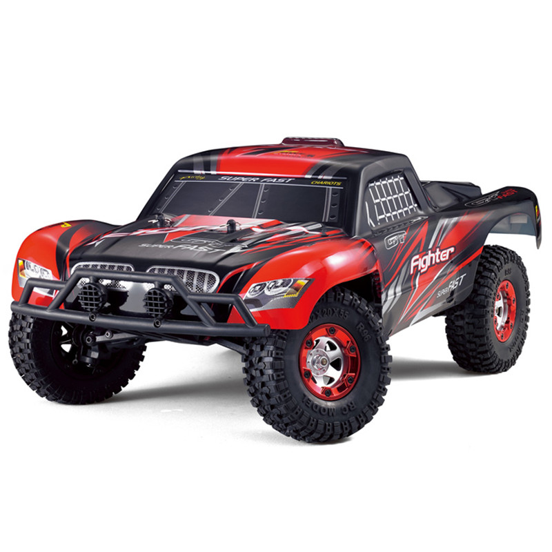 New High Quality Feiyue FY01 Fighter-1 1/12 2.4G 4WD Short-Course RC Car Remote Control Car Model Vehicle Toy(China (Mainland))