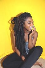 Janet Collection Havana Mambo FauxLocs Braid, 14″ 18″ Dread Faux Locs Braids Kanekalon Synthetic Crochet Hair