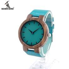 BOBO BIRD C28 High Quality Bamboo Wood Watch For Men And Women Japanese miytor 2035 Quartz Analog Casual Watch With Gift Box(China (Mainland))