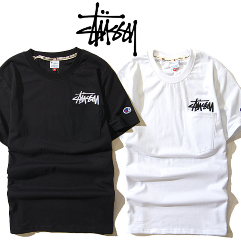 STU 1:1 Hot men casual sport skateboard hip hop t shirt women tops Tide brand thrasher tee shirts skate clothing YA 21(China (Mainland))