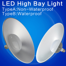 1pcs Waterproof Led High Bay Light E27 20W 30W 50W 70W Factory Warehouse Industrial Light Replace Halgon Lamp 24W 36W 165-265V(China (Mainland))