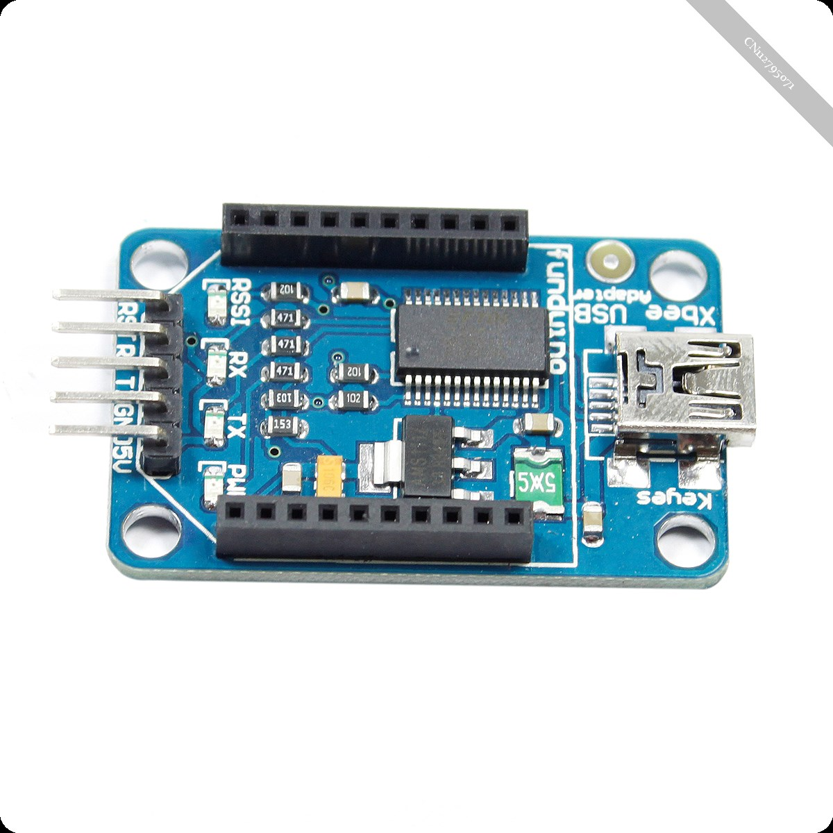 FT232RL XBee USB to Serial Adapter V1.2 Board Module for Arduino(China (Mainland))