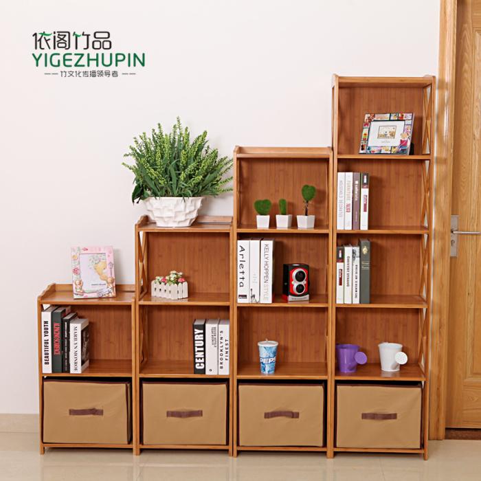 Online Kaufen Gro Handel Bamboo Storage Cabinet Aus China